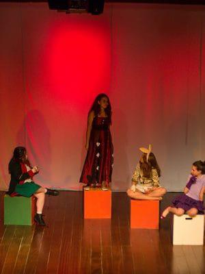 Hebraica - Teatro - Alice: São Paulo, 26/111/2016