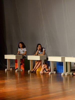 Hebraica - Teatro: São Paulo, 03.12.2016